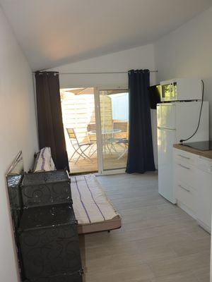 Photo for Nice two rooms near beach (100 meters)
