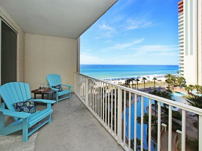 Photo for FALL 3 NITE STAYS ONLY $699 TOTAL! FREE NFL SUNDAY TICKET! BEACH & FOOTBALL!