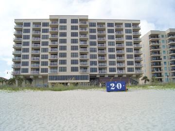 Ocean Drive Beach, North Myrtle Beach, SC, USA