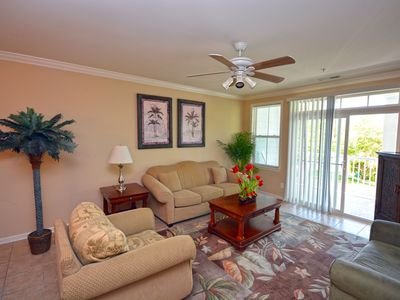 Photo for Excellent Luxury 3 Bedroom Condo with WiFi In Gated Community On Bayside With Indoor/Outdoor Pools, Private Beaches, Restaurant, And More Just Ten Minutes From Beach!