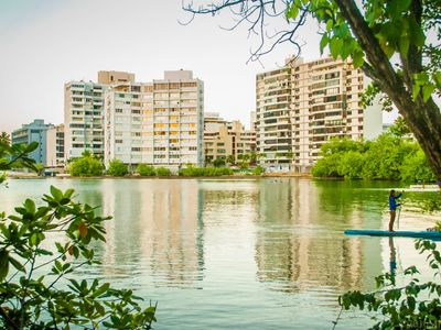 Photo for Condado Lagoon View - Apartment at Miramar: Beach, Night Life, family and more!!