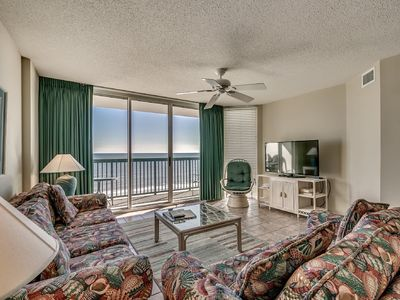 Photo for Stunning 3 Bedroom Oceanfront Condo, AshWorth 707!
