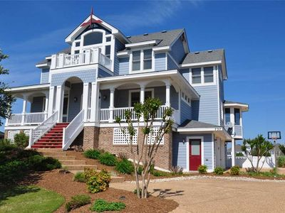 Photo for The Masters Touch: 5 BR / 5 BA house in Corolla, Sleeps 17
