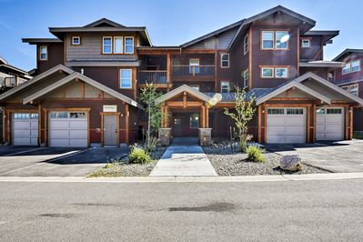 The condo is 5 miles from Winter Park Ski Resort and 5 minutes from Main Street.
