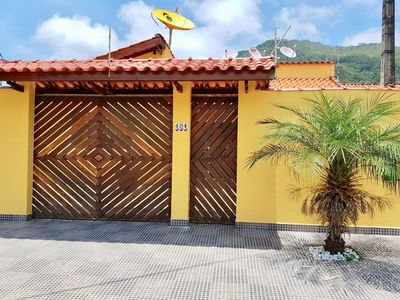 Photo for BEAUTIFUL HOUSE WITH 4 BEDROOMS WITH AIR CONDITIONING, 8x4 POOL, FIREPLACE AND FIREPLACE OVEN