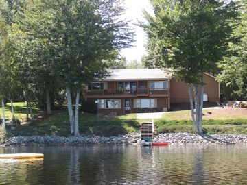 Charming,lakefront cottage on beautiful Chemo Pond Near Acadia and Bar Harbor,ME