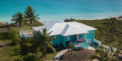 Photo for Welcome to Sea Glass... a private beachfront oasis on Great Harbor Cay.