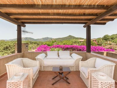 Photo for Beautifull villa near to the sea and beach Timiama with large green gard