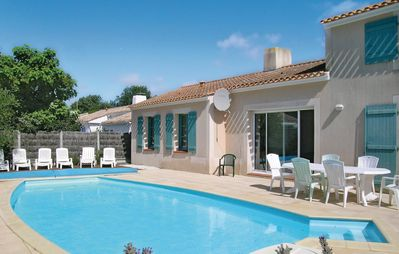 Photo for 4 bedroom accommodation in St. Jean de Monts