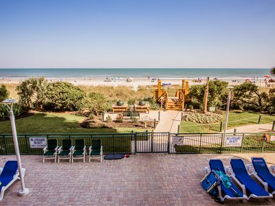 Photo for Spectacular_Oceanfront_Three_Bedroom_Condo