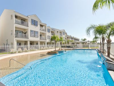 Bayfront Townhouse with Unique Pool & Boat Slip! Walk to the Beach! Centrally Located!