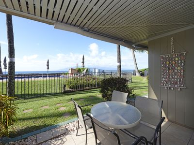 Photo for Hale Kai #118 - Your Home by the Sea in West Maui