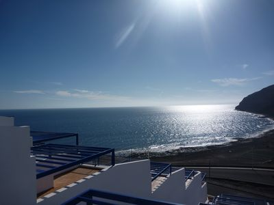 Photo for AMAZING SEA VIEW LUXURY APARTMENT- WITH SUN DRENCHED SPACIOUS TERRACE/FREE WiFi