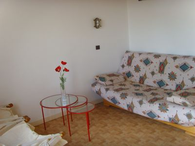 Photo for Holiday apartment near the sands of Olonnes