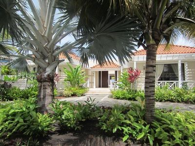 Photo for 441 Beach House, North Finger, Jolly Harbour