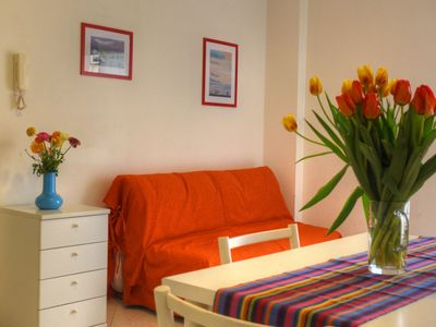 Photo for Interior 3 - Two-room apartment at 50 m. from the sea, accessible to wheelchair users