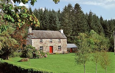 Photo for Exceptional traditional stone country farmhouse Free Wifi