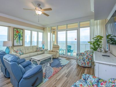Photo for ORANGE BEACH'S NEWEST CONDO! reservations starting March 30, 2019 SLEEPS 12