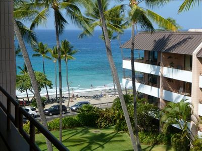 Photo for Remodeled Ocean View Condo Across from White Sands Beach!