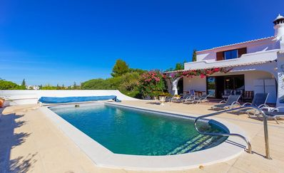 Photo for Casa Alison - 6 bedroom Carvoeiro villa with private pool (heatable) and AC