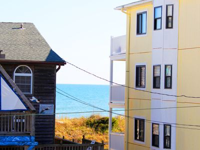 Photo for Nama STAY in this oceanview unit just steps to the beach