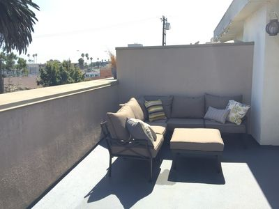 Private Roof Deck!