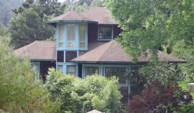 Photo for 3 Story Spacious Woodland Home, Private, Secluded and Unique