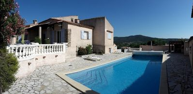 Photo for Large villa 270 m2 with swimming pool