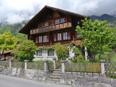 Photo for Great for summer holidays: Wonderful Chalet with Sauna, Lake and Mountain View