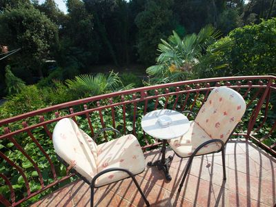 Photo for Nice apartment in Rovinj-Borik for 2-4 persons 200 m from the beach