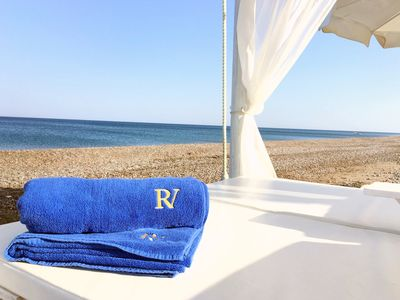 Photo for Rhodes Villa is a Luxury Family Villa on the Beach