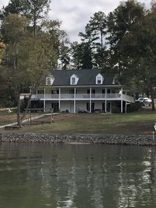 Photo for Lakefront home for 12 ready for memories to be made; best location on LKN.