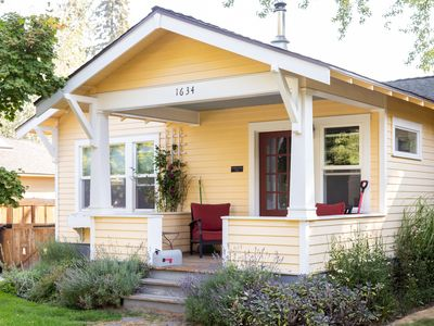 Photo for Walk To Downtown- Classic Bend home loaded with amenities.