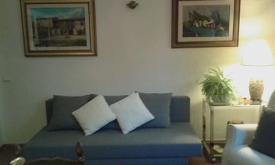 Photo for Between Pisa, Lucca and the sea apartment furnished with WIFI and air conditioning