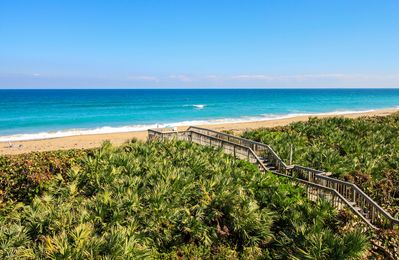 Photo for Panoramic Oceanfront Views, S. Hutchinson Island IRP, Pets Welcome for FREE!