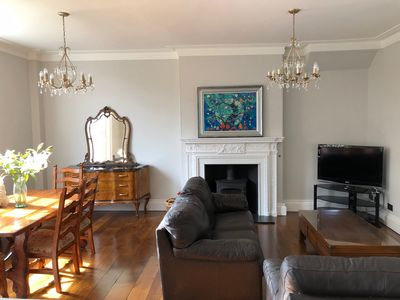Photo for Newly Refurbished Luxury Apartment in 17th Century Manor House