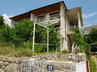 Photo for Apartment Crikvenica for 4 people with 2 bedrooms - Apartment