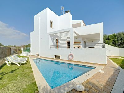 Photo for Elegant holiday home in a central location, 500 meters from the sea – Casa Montevela