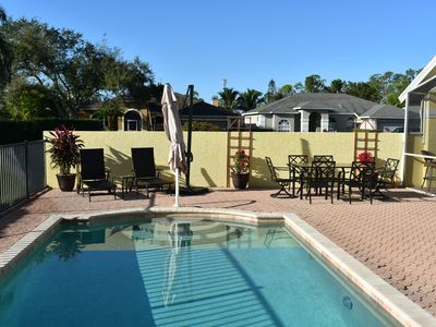 Photo for Villa in Briarwood with private pool