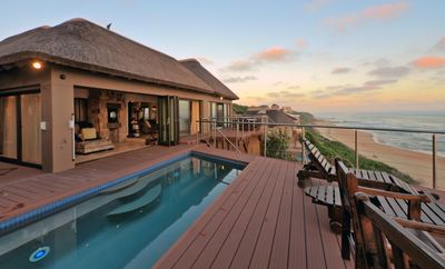 Photo for An exclusive and vast four bedroom/four bathroom house on the beach front