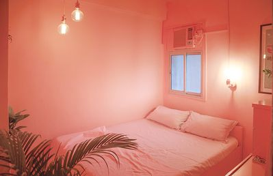 Photo for Pink Haveli - A Romantic Apartment in Juhu Koliwada