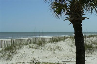 Nothing matches the beauty of our private beach at Hilton Head Resort!