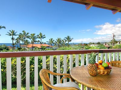 Photo for Nihi Kai Villas #703: Updated Unit W/ Ocean View and AC in All Rooms!