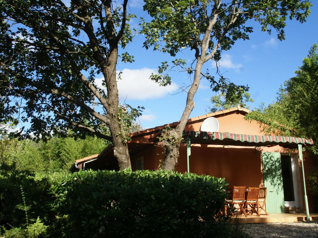 Comfortable Detached Holiday Home With Gorgeous Garden And Private Swimming Pool Les Salelles
