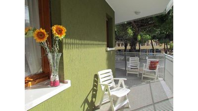 Photo for Beautiful Apartment near the Spa - Parking and Beach Place Included