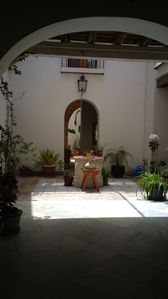 Photo for apartment in historic Sanluqueña house with charm