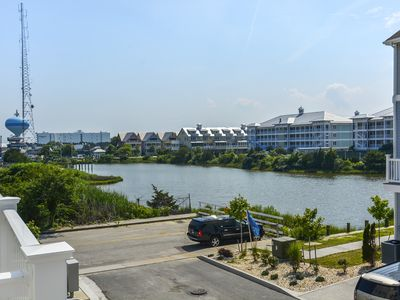 Photo for Brand New! 4-Br Bayside Townhome, Water and Pool View, Beach 1 block,  Free WiFi