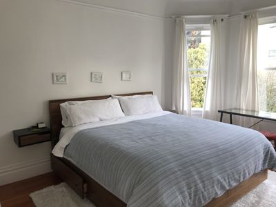 Photo for Sunny Penthouse Unit in Cole Valley (Monthly)