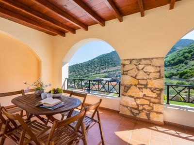Photo for Vacation home Villa Thalassa in Bali, Rethymnon - 8 persons, 4 bedrooms