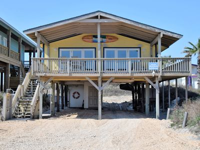 Photo for 3306 On The Beach Home Sleeps 10 with Waterfront View